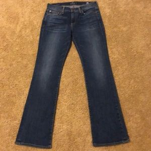 🍀 Lucky Brand Women's Sweet Boot Jeans Size 6/28R